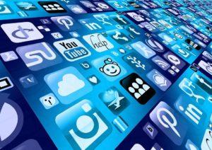 Téléphone Mobile, Smartphone, App, Réseaux, Internet