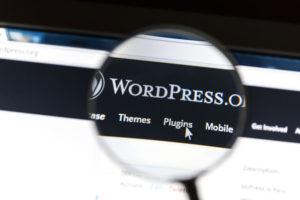 site WordPress